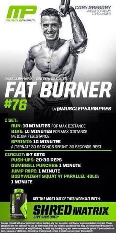 Fat burner #76