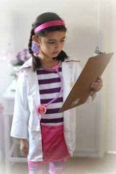 Doc McStuffins Costume #Halloween #JuniorCelebrates #Shop #CBias