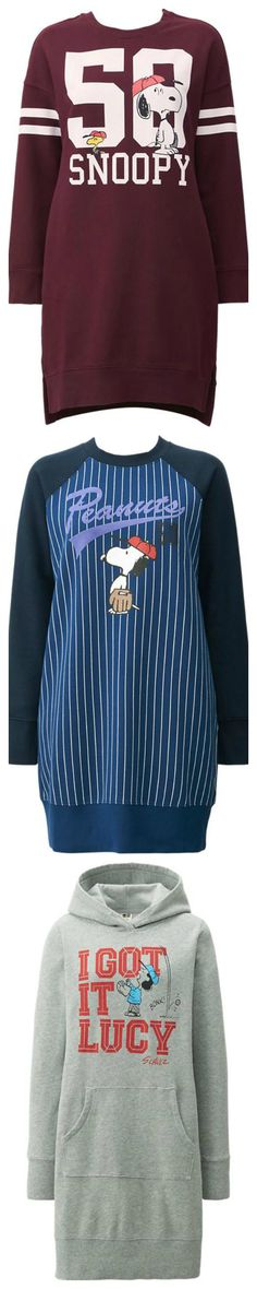 Wear your love of Snoopy, Charlie Brown and Peanuts with new shirts and dress for the family at UNIQLO. Start shopping at CollectPeanuts.com to help support our site.