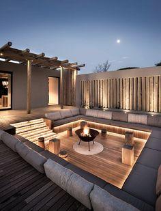 Home Room Design, Dream Home Design, Modern House Design, Luxury Kitchen Design, Contemporary Design, Loft Design, Small House Design, House Garden Design, Modern Backyard Design