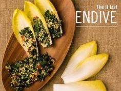 Good Taste - The amazing benefits of endive Endive, a member...