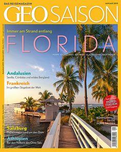 GEO Saison - Florida - GEO SAISON- GEO.de