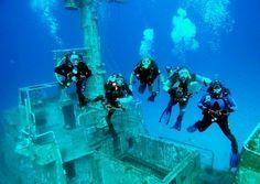 Deep Sea Diving Malta