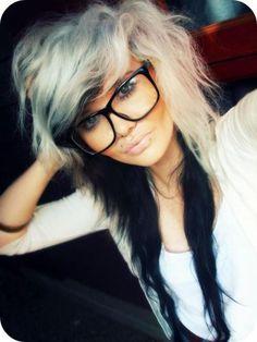 Awe Inspiring Emo Emo Hairstyles And Hair On Pinterest Short Hairstyles Gunalazisus