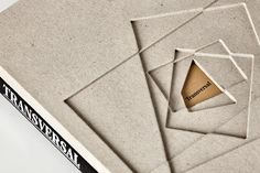 Transversal. Book by Buenos días,, via Behance