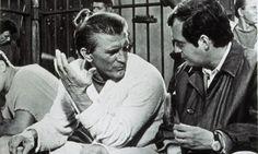 Kubrick and Douglas - Spartacus