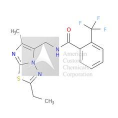 N-[(2-ethyl-6-methylimidazo[2,1-b][1,3,4]thiadiazol-5-yl)methyl]-2-(trifluoromethyl)benzamide is now  available at ACC Corporation