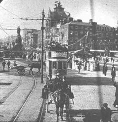years gone by. Old Pictures, Old Photos, Vintage Photos, Irish Independence, Gone Days, Dublin Street, Photo Engraving, Irish Eyes, Britain