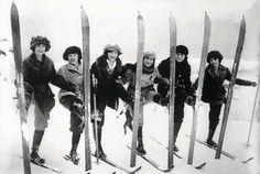 #AEvolution #Ski #Vintage