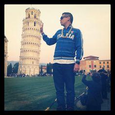 Jamsha en Italia