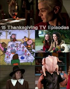 15 Thanksgiving TV Episodes to Get You in the Holiday Spirit!