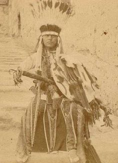 Known as a southern cheyenne warrior who was a member of black kettle