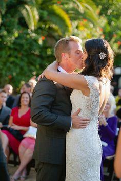 Alicia & Jason – ceremony, photo courtesy of Richelle Dante Photography