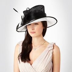 Black jewelled bow hat - Occasion hats - Hats & fascinators - Women -