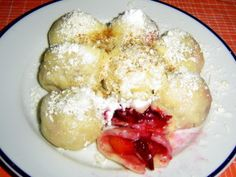 Slovak Recipes, Czech Recipes, What To Cook, Graham Crackers, Sweet Recipes, Yummy Treats, French Toast, Food And Drink, Cooking Recipes