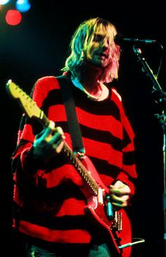 Kurt Cobain, Roseland Ballroom (New Music Seminar), New York, NY, July 23, 1993