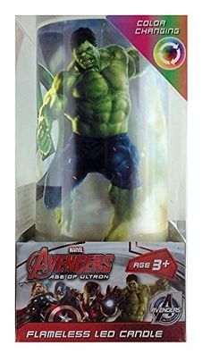 Candle Impressions Marvel Avengers Age of Ultron Flameless LED Candle *** Be sure to check out this awesome product.