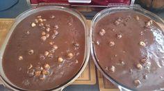 Lekker koek Pudding, Desserts, Food, Tailgate Desserts, Meal, Dessert, Eten, Puddings, Meals