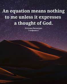 Srinivasa Ramanujan Quotes #srinivasaramanujan #quotes #dailyquotes #mindset #successquotes #englishquotes  #motivationalquotes Daily Quotes, Best Quotes, Life Quotes, Science Guy, Genius Quotes, Conspiracy, Math Lessons, Maths, Success Quotes