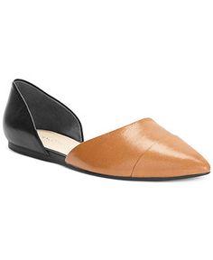 Franco Sarto Hawk Two Piece Flats - Flats - Shoes - Macy's