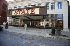 State Theatre in New Jersey, NJ, US #jerseyarts #myhometown #DJAQ