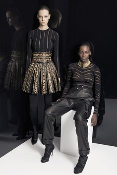Balmain Pre-Fall 2014 - Slideshow - Runway, Fashion Week, Fashion Shows, Reviews and Fashion Images - WWD.com