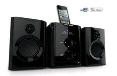 Die Anlage MIC150I ist mit CD und MP3 kompatibel und bietet zahlreiche, tolle Funktionen wie einen USB-Port und eine AUX-Buchse für externe Geräte. Das iPod/iPhone-Dock ist übrigens ideal, um auf dem Player gespeicherte Musik zu hören und diesen dabei aufzuladen.