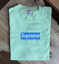 Men's authentic Supreme Casual Tee Shirt Personality T-shirt Supreme T Shirt, Personality, Tee Shirts, Fashion Outfits, Sweatshirts, Casual, Clothes, Outfits, Supreme Shirt