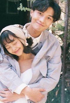 Vintage Couple Photography, Film Photography, Wedding Photography, Wedding Couples, Cute Couples, Wedding Ideas, Korean Wedding, Film Aesthetic, Korean Couple