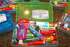 Heaven on Earth: Back to school SURVIVAL KITS for teachers