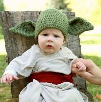 How to crochet yoda hat with free pattern diy crochet free yoda hat all sizes dt1010fo