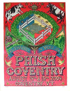 Phish - parked 14 miles from the venue... Was covered in mud... Trey was totally cracked.. I passed out from heat stroke in a french toast line...Everyone was depressed and I had to listen to a drug addict yell at me for hours while walking barefoot back to my car. Still an awesome time!