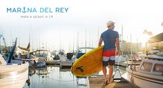 Informative write up about the history of Marina del Rey, California by Mr. Frank Coffey. A must-read if you're planning on visiting this tranquil, Southern California gem ...