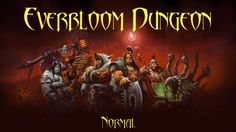 Warlords of Draenor - Everbloom Normal - Elemental Shaman POV