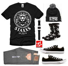 Get This Look! @ www.staxxsondeck.com #streetwear #fashion #outfit #ootd #style #stylish #me #swagger #swag #photooftheday #pants #shirt #instagood #cool #versace #swagg #guy #boy #boys #man #tshirt #shoes #school #chucks #hufsocks #beanies #sneakers #styles #jeans #fresh #dope