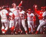 Big Red Machine - Nothing better than the Cincinnati Reds in the mid-1970s.