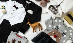 sesja świąteczna, ubranai dla dzieci, ubrania w motywy zwierzęce, kapcie, pomysł na prezent Adidas