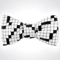 crossword bow