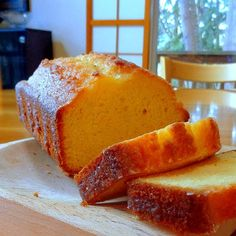 From the kitchen of One Perfect Bite... This petite loaf is so packed with flavor that it will make lemon lovers weep and may convert champ...