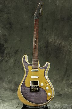 Knaggs Guitars Chesapeake Series Severn Tier2 Trem HSS Double Purf Caroline Fields S/N #379