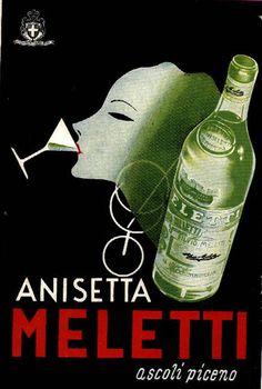 Anisetta Meletti: Vintage Italian Premium Liqueur