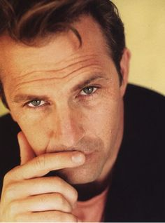 Kevin Costner Very handsome!