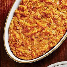 Sweet Potato Spoonbread Recipe | MyRecipes.com