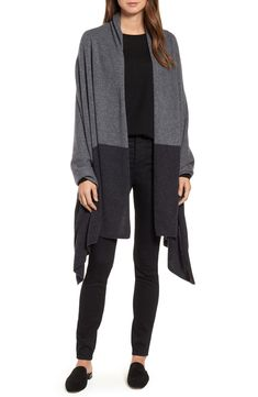 1acd26e2f51d6f Free shipping and returns on Halogen® Cashmere Wrap at Nordstrom.com. A  color