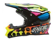 2015 Oneal 9 Series Glitch Mx Dirt Bike Off-Road ATV Quad Gear Motocross Helmet
