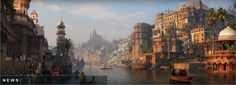 Matte Painting by Dylan Cole