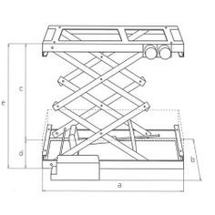 1000 Images About Scissor Lifts On Pinterest Lift Table