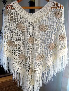Crochet ponchos Patterns Free Only | Recent Photos The Commons Getty Collection Galleries World Map App ...