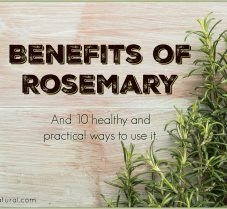Benefits of Rosemary and 10 Ways to Use It