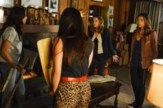 """The Liars delve into Ali's diary for answers, in """"Love ShAck, Baby,"""" an ALL NEW episode of ABC Family's #PLL, airing Tuesday, January 14th at 8pm/7c."""